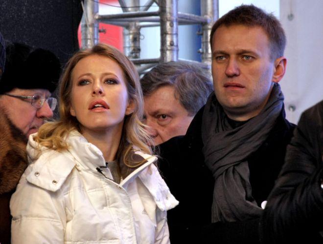 Навальный ахтунг! Newsweek д…