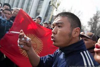Киргизия рассчитывает на раз…