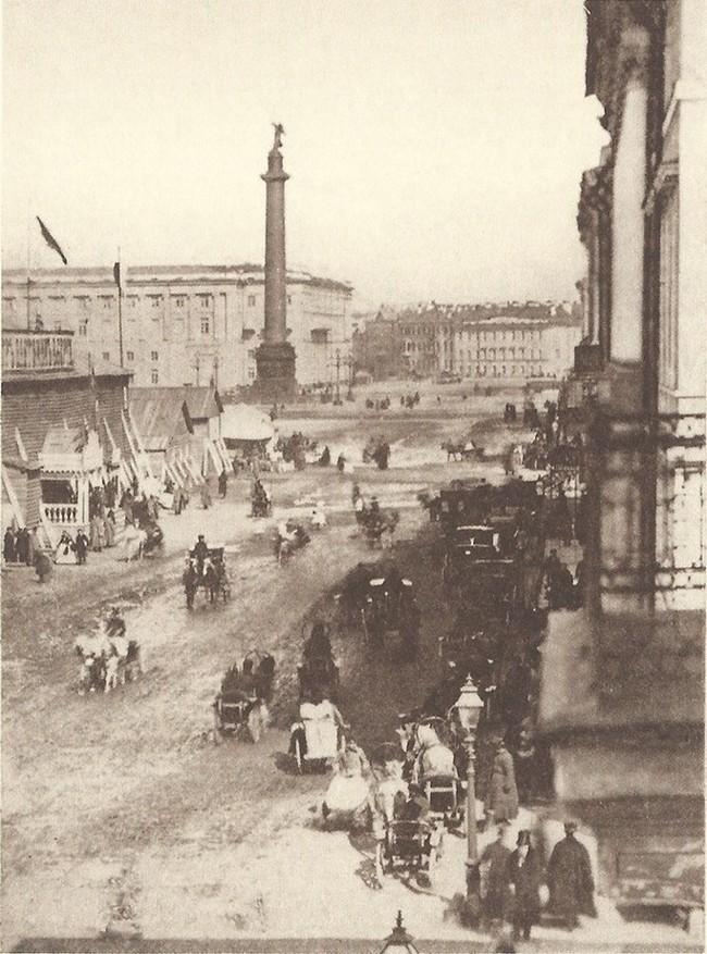 Санкт-Петербург в 1860-х. Санкт-Петербург, История, Россия, Фотография, Длиннопост