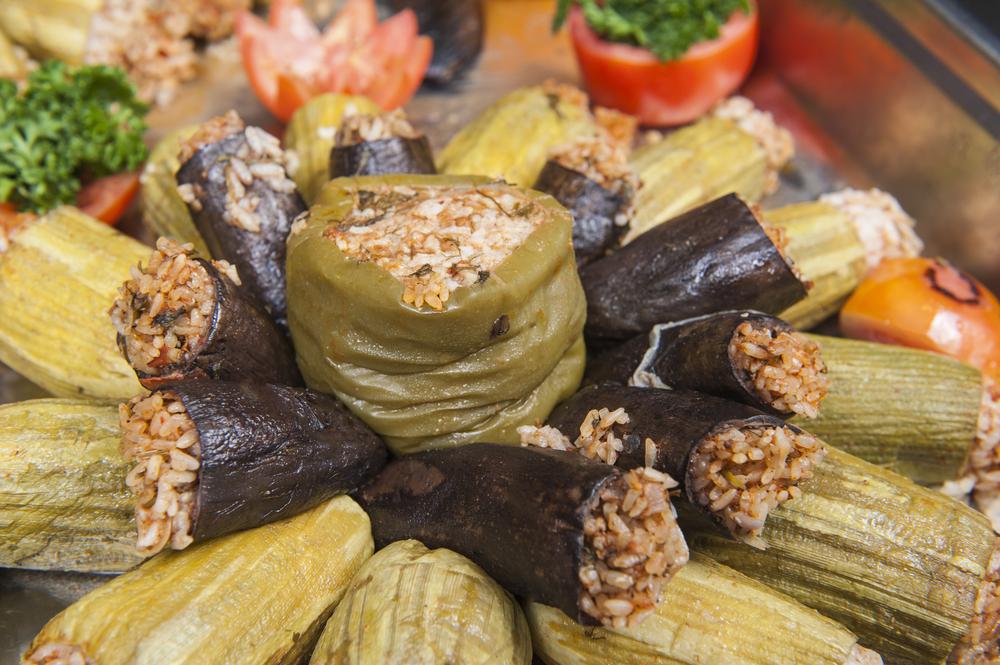 Долма по-узбекски: три рецепта
