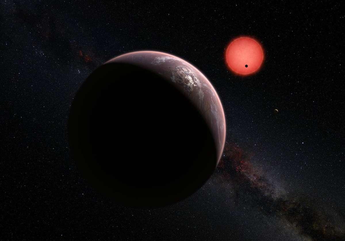 Система TRAPPIST-1 содержит две пригодные для жизни планеты