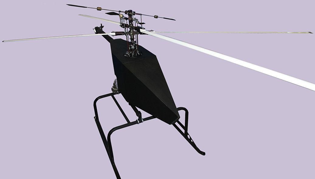 В России создали новый боевой беспилотный вертолет