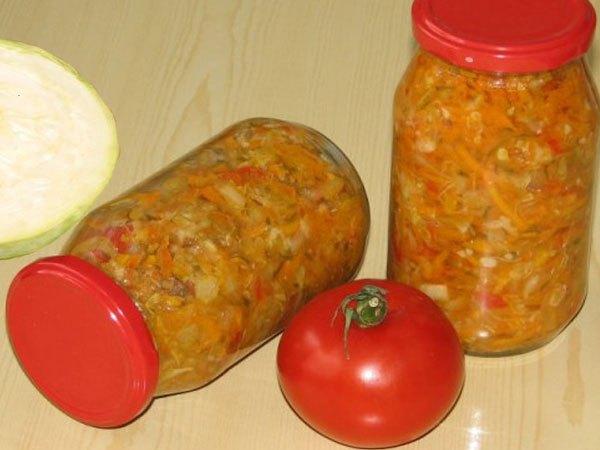 Салаты с рисом и овощами на зиму — вкусные и простые рецепты для зимних салатов!