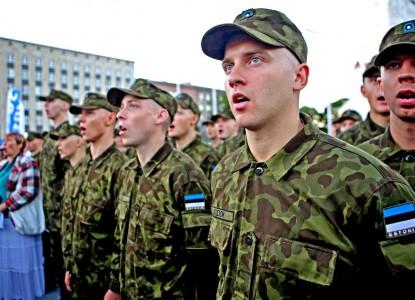 «Русские пришли». В эстонску…