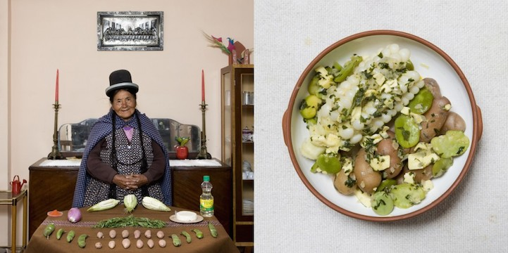 Что готовят бабушки в различных странах мира