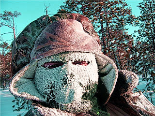 Умереть можно при 0 градусов, а в 20 градусов мороза чувствовать себя прекрасно