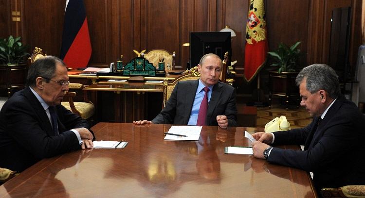 Владимир Путин принял важнейшее решение по военному присутствию в Сирии