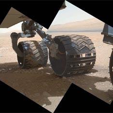 Техники нарушили правила NASA, готовя марсоход Curiosity к путешествию