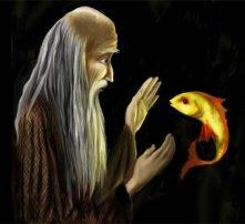 Новая сказка о Золотой рыбке :)