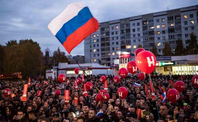 В России проходят акции стор…