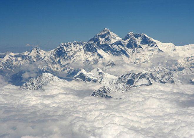 Эверест, Непал