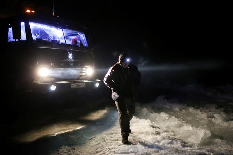 """""""Мы везли 12 тонн еды в российское Заполярье"""" Колымская трасса, интересное, путешествие"""