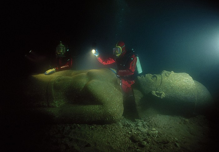 То, что ученые нашли на дне океана, разрушит древние мифы! Это открытие шокирует...