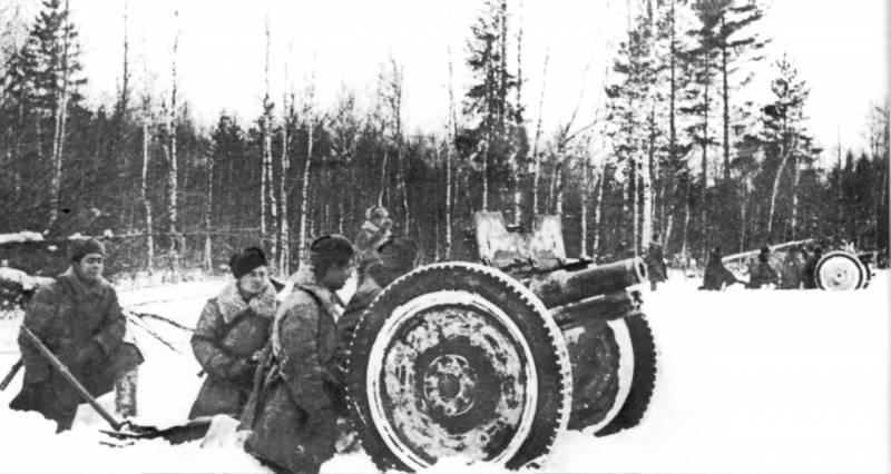 Рассказы об оружии. «Полковушки». 76-мм полковые пушки образца 1927 и 1943 годов