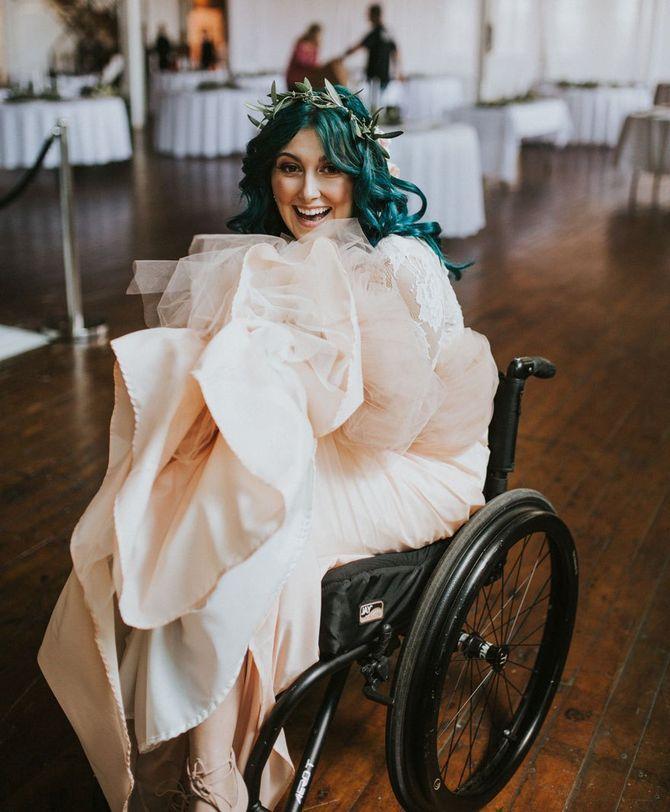 Он решил взять в жены инвалида. Но то, что произошло на свадьбе, удивило не только его