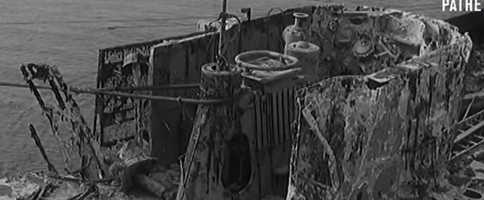 немецкая хроника подводные лодки