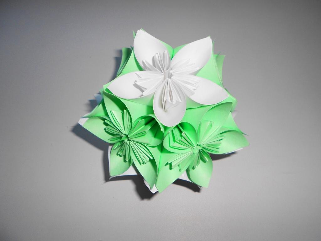 Бумажные цветы своими руками из бумаги самые