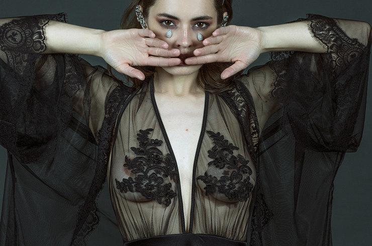 Шамаханская царица: роскошное белье из новой коллекции Gracija-Rim