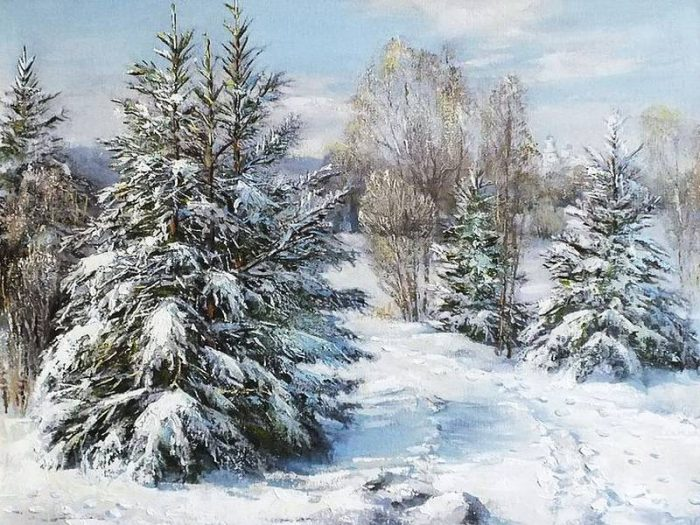 художник Татьяна Кулигина картина - 01