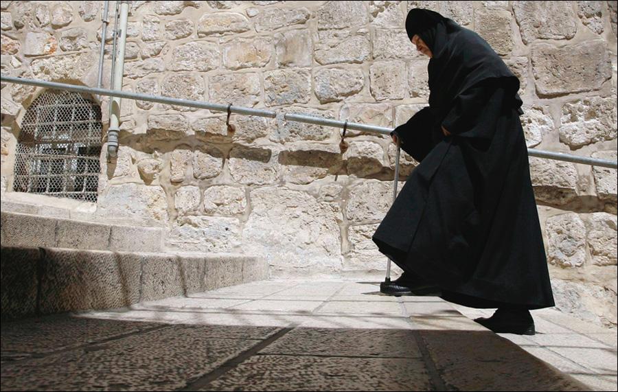 """""""Неожиданный"""" результат от приюта беженцев в женском монастре ..."""