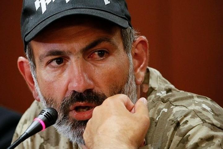 Армянская оппозиционная фракция «Елк» официально выдвинула Никола Пашиняна на пост премьера