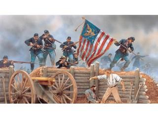 В США началась новая Гражданская война