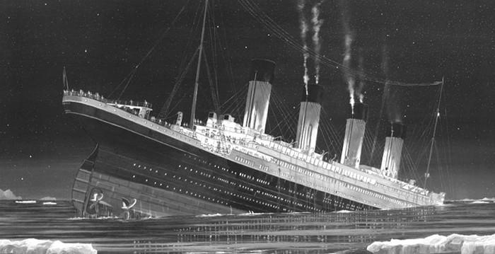 «Титаник» погубила египетская мумия?