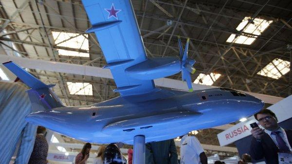 Новый Ил-112В взлетит вместо украинского Ан-140
