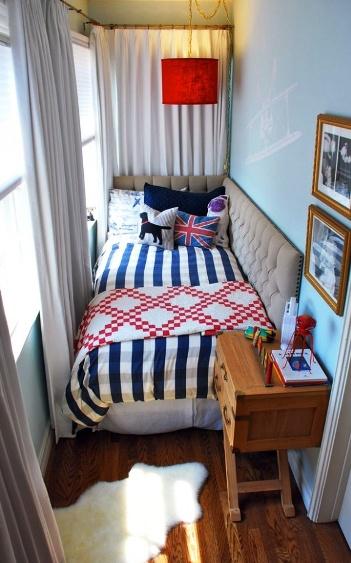 Необычно — 15 шикарных идей для обустройства маленьких комнат, которые вполне реально воплотить в жизнь