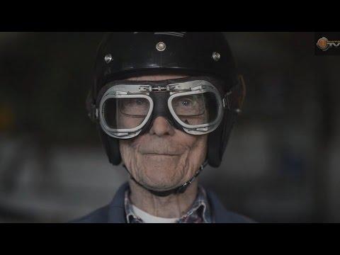 """""""Мне 93 года и я до сих пор езжу на мотоцикле..."""""""