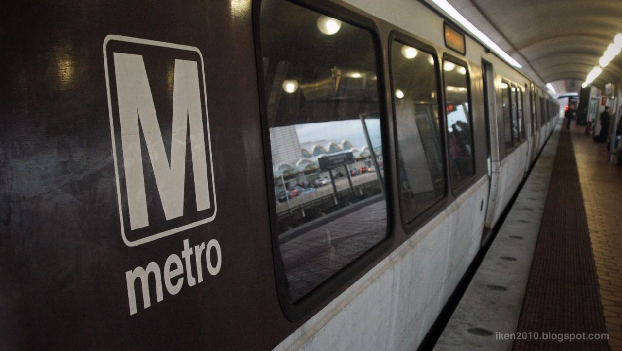 Крик души из Вашингтонского метро