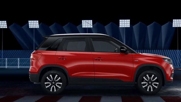 Suzuki выпустит конкурента Hyundai Creta в 2018 году