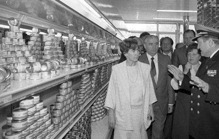 История появления тушенки в СССР