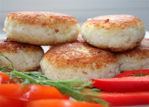Рыбные котлеты - лучшие рецепты. Как правильно и вкуÑно приготовить рыбные котлеты.