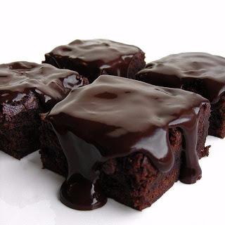 Пирожное «Brownie» без яиц, молока и масла