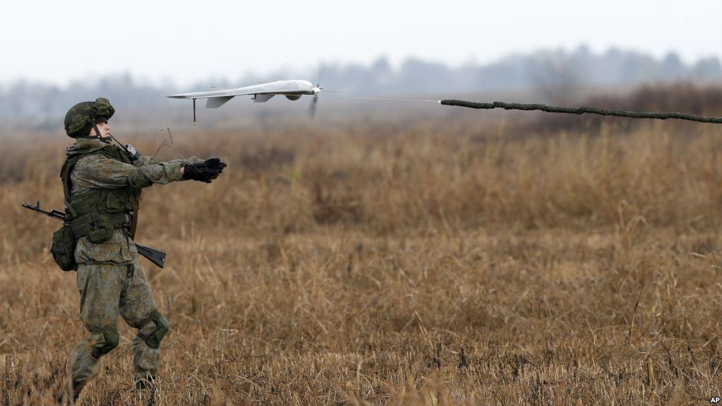 Российские военные беспилотники: стратегия и тренды