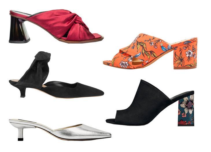 Zara, The Row, Premiata, Sam Edelman, Tamaris