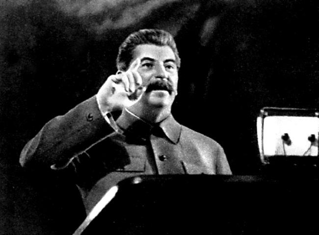 Сталин И.В. О правой опасности в ВКП(б)