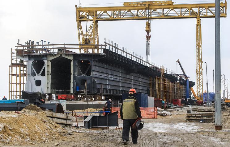 На месте строительства Керченского моста обнаружили клад с пиастрами