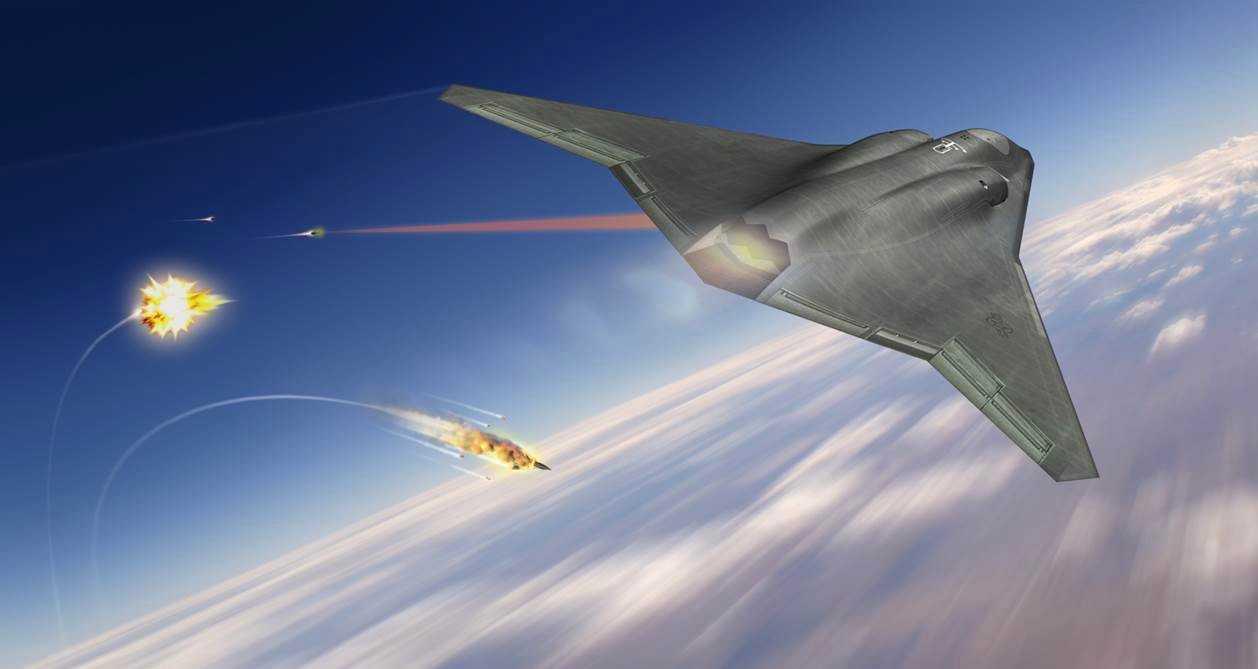 ВВС США хотят получить «лазерные» истребители