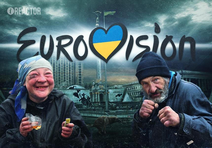 Иностранцы об ужасах Евровидения в Киеве: «И эти селюки считают себя Европой?»