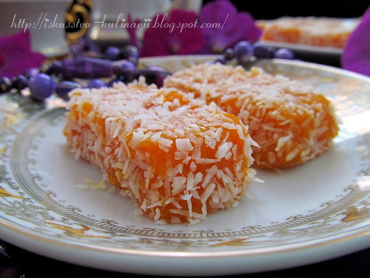 Джезерье — восточная сладость из моркови