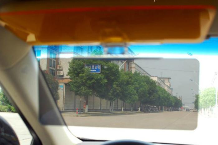 Солнцезащитный экран.