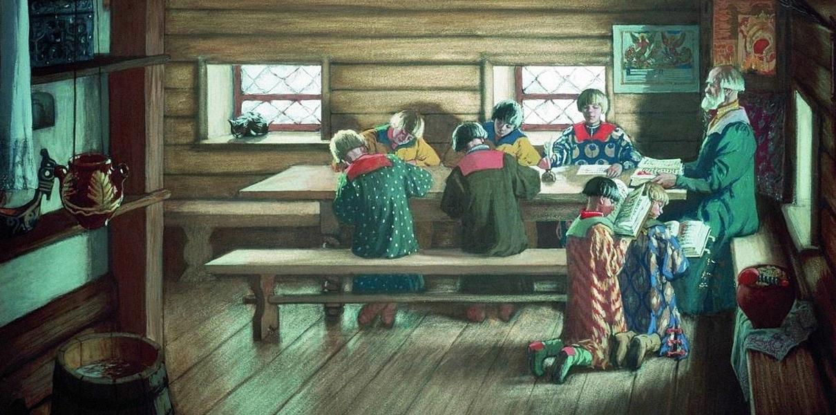 Как наказывали детей в русских семьях и школах