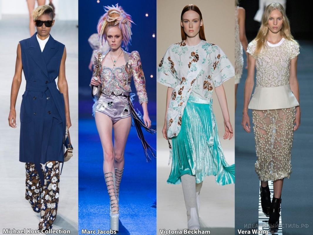 Мода Весны В Городе 2017
