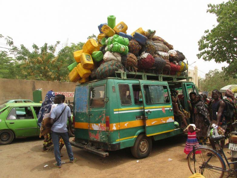 Афротранспорт. Бессмысленный…