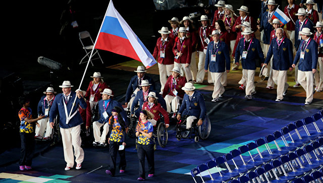 IPC назвал условия восстановления членства Паралимпийского комитета России