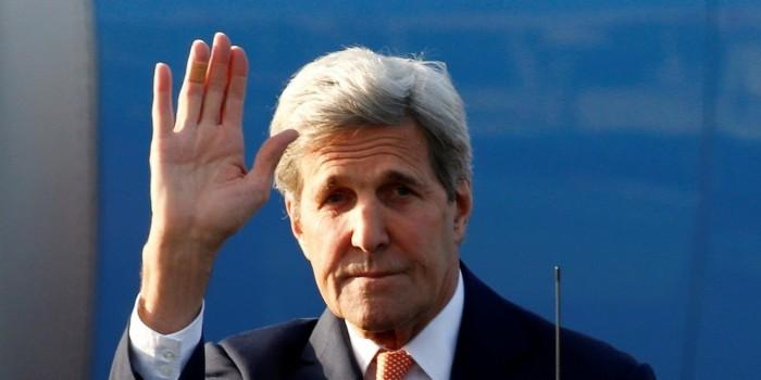 В СМИ попала аудиозапись, на которой Керри обсуждает использование ИГ против Асада