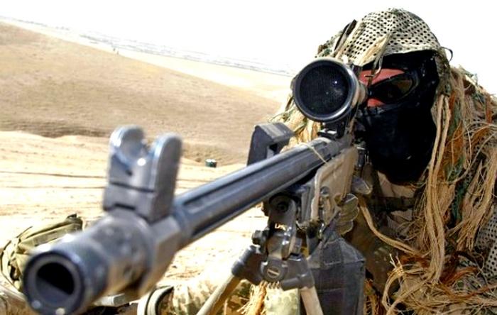 Снайпер ИГИЛ «снял» российского военного в Сирии