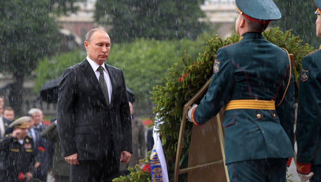 Почему Путин?